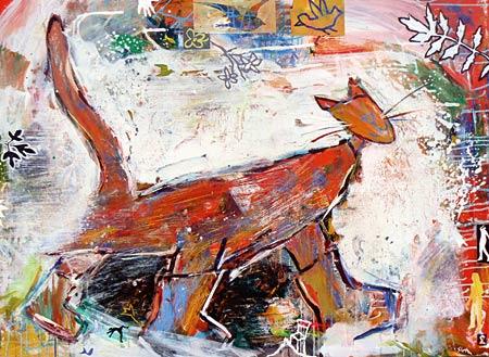 Catwalk af Nils Sloth