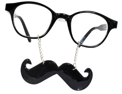 moustache-glasses