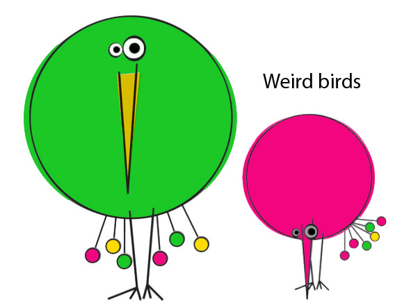 weirdbirds